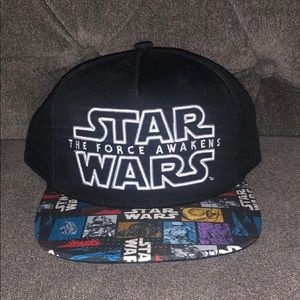 Star Wars 'The Force Awakens' Youth Hat NWT